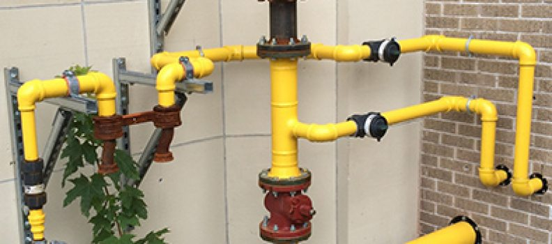 What is Gas Piping?