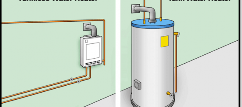 The Tankless Water Heater You Need